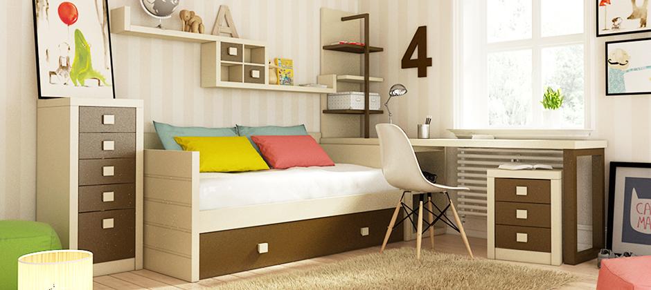 Mundo joven muebles f brica de dormitorios juveniles for Muebles juveniles merkamueble